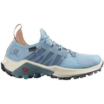 Salomon TrailrunningMADCROSS GTX W DELPHINIUM BL - L41441200 blau