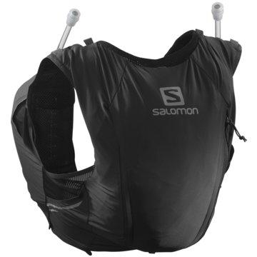 Salomon RunningrucksäckeSENSE PRO 10 W SET BLACK 2XS - LC1513300 schwarz