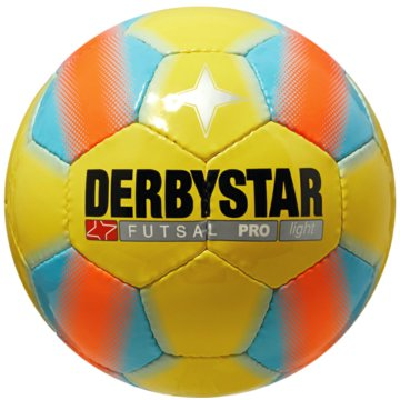 Derby Star BälleFutsal Pro Light gelb
