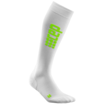 CEP KniestrümpfeProgressive+ Run Ultralight Socks Women weiß