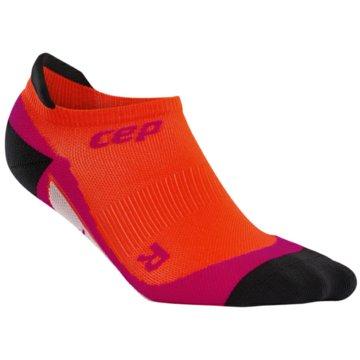 CEP Füßlinge & SneakersockenDynamic+ No Show Socks Women rot