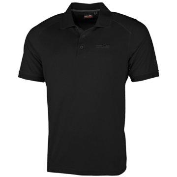 HIGH COLORADO Poloshirts schwarz