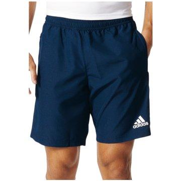 adidas FußballshortsTiro 17 Woven Short blau