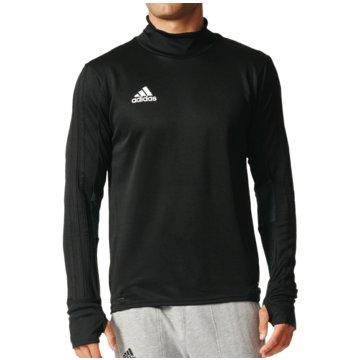 adidas SweaterTiro 17 Training Top schwarz