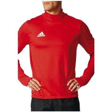adidas SweaterTiro 17 Training Top rot