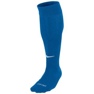Nike Kniestrümpfe blau