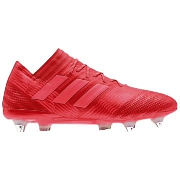 adidas Stollen-SohleNemeziz 17.1 SG rot