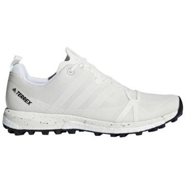 adidas TrailrunningTerrex Agravic Zero Dye weiß