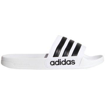 adidas BadelatscheADILETTE SHOWER - AQ1702 weiß