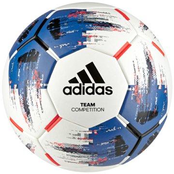 adidas FußbälleTEAM COMPETITION BALL - CZ2232 weiß