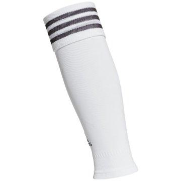 adidas Hohe SockenTEAM SLEEVE 18 - CV3597 weiß