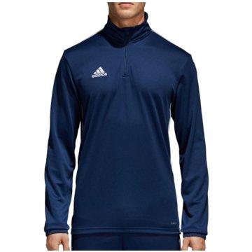 adidas SweaterCORE18 TR TOP - CV3997 blau