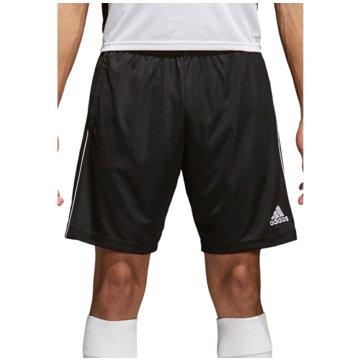 adidas FußballshortsCORE18 TR SHO - CE9031 schwarz