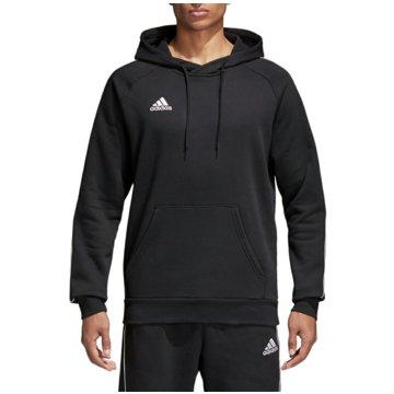 adidas HoodiesCORE18 HOODY - CE9068 schwarz