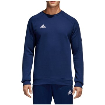 adidas SweaterCORE18 SW TOP - CV3959 blau