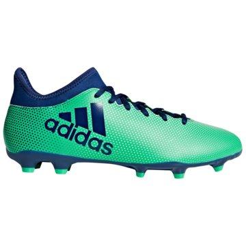 adidas Nocken-SohleX 17.3 FG türkis