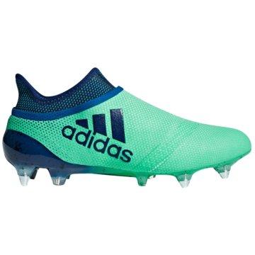 adidas Stollen-SohleX 17+ Purespeed SG türkis