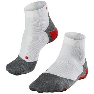 Falke Hohe Socken weiß