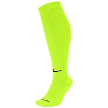 Nike KniestrümpfeClassic II OTC Sock gelb