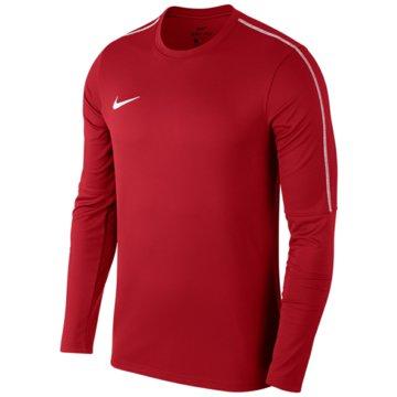 Nike LangarmshirtDry Park 18 Crew Top rot