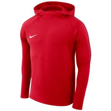 Nike HoodiesMEN'S DRY ACADEMY FOOTBALL HOODIE - AH9608-657 rot