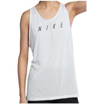 Nike TopsBreathe Flow GFX Tank Women weiß