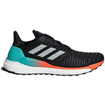 adidas RunningSolar Boost schwarz