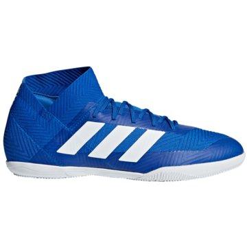 adidas Hallen-SohleNemeziz Tango 18.3 IN blau