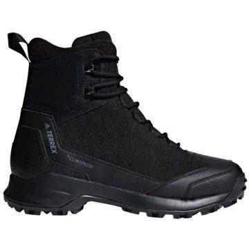 adidas Outdoor SchuhTerrex Frozetrack High Climawarm CP schwarz