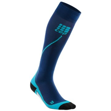 CEP KniestrümpfeProgressive+ Run Socks 2.0 Women blau