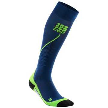 CEP KniestrümpfeProgressive+ Run Socks 2.0 Women blau
