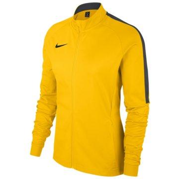 Nike ÜbergangsjackenAcademy 18 Dry Jacket Women gelb