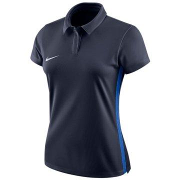 Nike LangarmshirtWOMEN'S DRY ACADEMY18 FOOTBALL POLO - 899986-451 blau