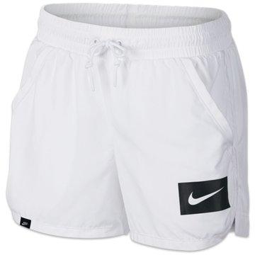 Nike DamenSportswear Swoosh Mesh Short Women weiß