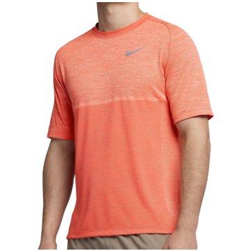 Nike HerrenDry Medalist SS Top coral