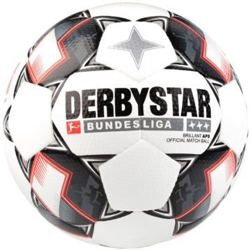 Derby Star BälleBundesliga Brillant APS OMB weiß