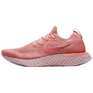Nike RunningEpic React Flyknit Women rosa