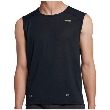 Nike HerrenTailwind Breathe Rise 365 GFX Sleeveless Top schwarz