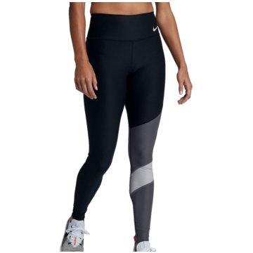 Nike DamenPower Team Victory Tight Women schwarz