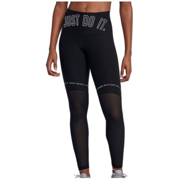 Nike DamenPower Team Training Tight Women schwarz