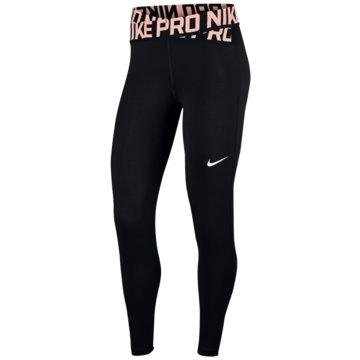 Nike DamenPro Intertwist Crossover Tight Women schwarz