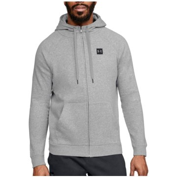 Under Armour Hoodies grau