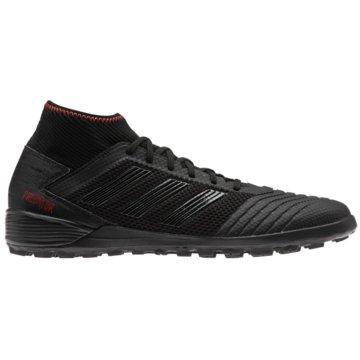 adidas Multinocken-SohlePredator Tango 19.3 TF Fußballschuh - D97961 schwarz