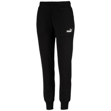 Puma Lange HosenESS SWEAT PANTS TR CL - 851826 schwarz