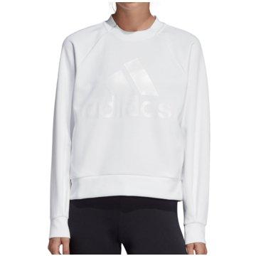 adidas SweatshirtsID Glory Crew Neck Sweatshirt Women weiß