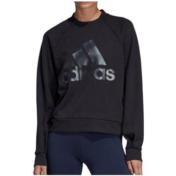 adidas SweatshirtsID Glory Crew Neck Sweatshirt Women schwarz