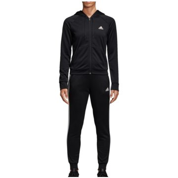 adidas TrainingsanzügeBig Badge of Sport Tracksuit Women schwarz