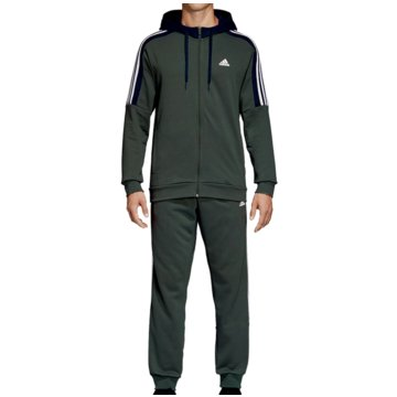 adidas TrainingsanzügeTracksuit Cotton Energize grün