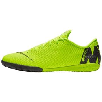 Nike Hallen-SohleMercurialX Vapor XII Academy IC gelb