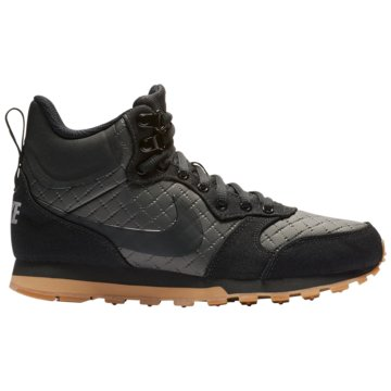Nike Sneaker LowMD Runner 2 MID Premium Women schwarz